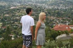 On Top of the World - enjoying the view from Mt. Helix in #San Diego http://www.sandiego-romantics.com/romantic-places-in-san-diego.html