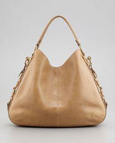 72443867c8 Fergie Gancini Chain Hobo Bag