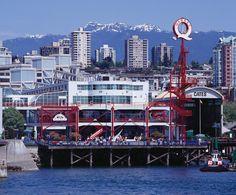 North Vancouver : Iris & Marty McEachern