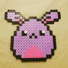 Easter bunny hama beads by nellyssi87