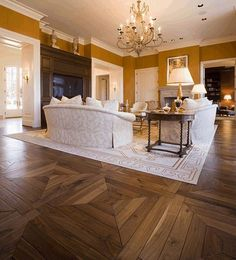 Few things make a home more inviting than #hardwood flooring. It's a classic…
