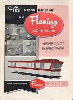 1960 Flamingo Trailer | Flickr - Photo Sharing!