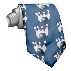 Bowling ties