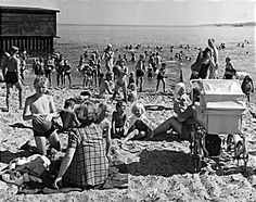 Badeanstalten Den Permanente.  Århus  1953
