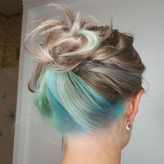 WEBSTA @ hairbymisskellyo - Icy Underlights