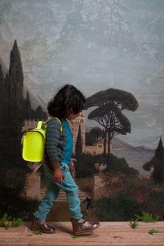 Zorro love this backpack