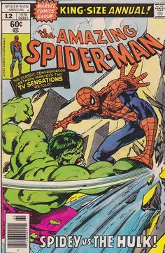 Amazing Spider-Man Annuals, Spider-Man Comics, Marvel Comics Amazing Spider-Man, Amazing Spider-Man Comic Books