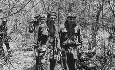 Soldiers of the 3rd Battalion, Royal Australian Regiment (3RAR), 1971. ~ Vietnam War
