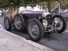 Happy 20' - Amilcar C6 1927