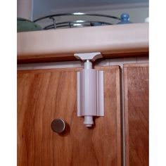 "Lazy Susan Child Lock Custom Lazy Susan Cabinet Lock  Safety 1St  Babies ""r"" Us  Baby Proofing Design Inspiration"