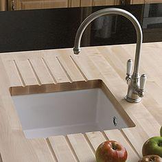 Villeroy and Boch Cisterna 45 undermount kitchen sink - Classic ...