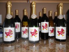Iowa State Cyclones bubbly...because there's always a reason to celebrate the cyclones