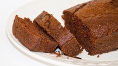 Dense Chocolate Loaf Cake by Nigella