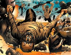 Mad Max - Fury Road Inspired Artists Deluxe Edition (2015) 019