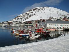 Visiting Honningsvåg on the Hurtigruten #SEATravelZombie #Honningsvåg #Norway