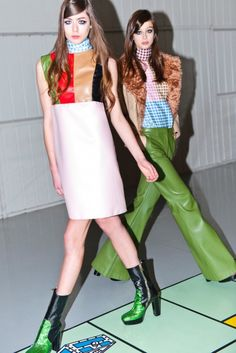 Au Jour Le Jour Pre-Fall 2015 (1)  - Shows - Fashion
