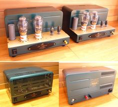 Shindo - D'Yahem 18 watts per channel * single ended monoblock amps
