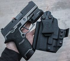 The holster clips Weapons Guns, Guns And Ammo, Revolver, Protection Rapprochée, Kydex Holster, Custom Guns, Fire Powers, Cool Guns, Tactical Gear