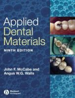 """Applied dental materials : 9th ed."" / edited by John F. McCabe and A. W. G. Walls. Oxford : Blackwell, 2008. Matèries : Materials dentals. #nabibbell"