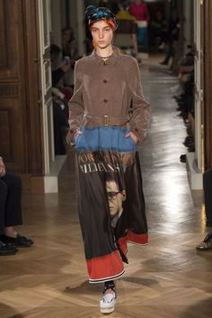Undercover Spring/Summer 2017 Ready-To-Wear Collection   British Vogue