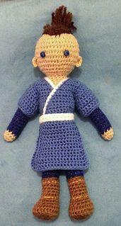 Ravelry: Sokka pattern by Becky Ann Smith