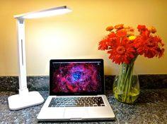 Lightblade 1500 White by LUMIY LED Desk Lamp / LEDs Task Lighting