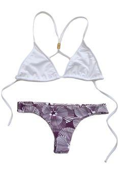 KaiKini Bikinis - Plum Shell Reversible *Kahua* Cheeky Bikini Bottoms, $56.00 (http://www.kaikini.com/plum-shell-reversible-kahua-cheeky-bikini-bottoms/)