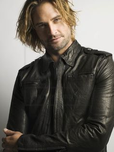 Josh Holloway - I was told to watch Lost, but at least there were cute guys on it to watch lol.