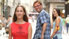 """Jürgen Klopp right now """