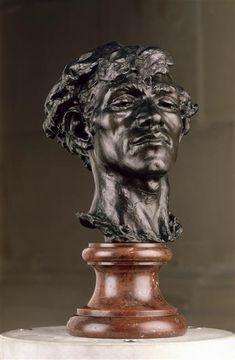 Camille Claudel, Giganti or Robber's Head, 1885, Bronze, Plais des Beaux-Arts, Lille, France