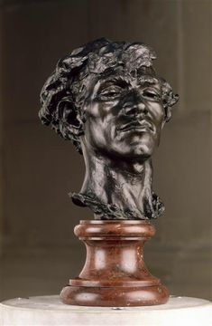 Camille Claudel, Giganti or Robber's Head, 1885, Bronze, Plais des Beaux-Arts, Lille, France