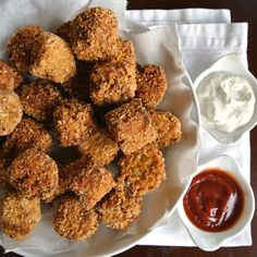 Mom, What's For Dinner?: Cauliflower Tots