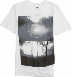 ELECTRIC BRADON SS TEE > Mens > Clothing > Graphic T-Shirts   Swell.com