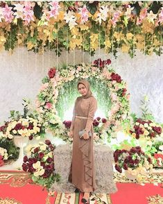 Kebaya Modern Hijab, Model Kebaya Modern, Kebaya Hijab, Kebaya Dress, Kebaya Muslim, Dress Muslim Modern, Hijab Dress Party, Dress Brokat, Beautiful Prom Dresses
