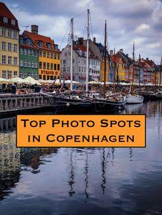 Top Photo Spots in Copenhagen — Jim Nix - Travel Photographer Copenhagen Travel, Copenhagen Denmark, Copenhagen City, Stockholm, Denmark Travel, Place To Shoot, Travel Photos, Travel Ideas, Travel Guide