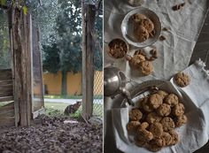 Fave dei Morti - Italian Almond Cookies for the Day of the Dead | Hortus Natural Cooking