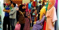 Busana Muslim Dongkrak Industri Fashion
