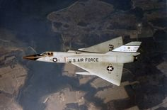 The F-106 Delta Dart will always have a place in my heart...