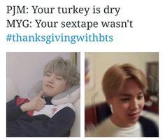 #ThanksgivingWithBTS #BTS
