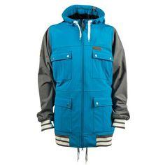 Saga Shutout Jacket from evo.com