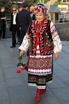 Ukraine  EXACTLY like the doll outfit from G.Grandma!  Solves a lot of mysteries.