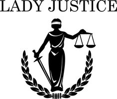 Lady Justice ( Latin: Justitia , the Roman goddess of Justice, who is equivalent to the Greek goddess Dike) is an allegorical . Lady Justice, Law And Justice, Lawyer Gifts, Lawyer Cake, Ful Image, Law Tattoo, Justice Tattoo, Violation Of Human Rights, Feeling Inadequate