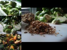 Spicy brussel sprouts that will make this vegetable come to life and could make anyone a believer!     http://ladyviennasfoodforthought.blogspot.com/2011/02/brussel-sprouts-are-delicious-once-ive.html