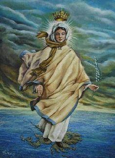 Malvinas Argentinas por siempre: Nuestra Señora de Luján, Patrona y Dueña de la Argentina