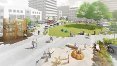 What do you think about the proposed changes to Garden Place?