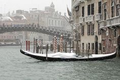 winter in venice - Cerca con Google