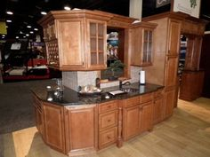 New Yorker cabinets by Kitchen Cabinet Kings at www.kitchencabinetkings.com - Buy Kitchen Cabinets Online and Save Big with Wholesale Pricing! #kitchen #cabinets #home #cabinetry