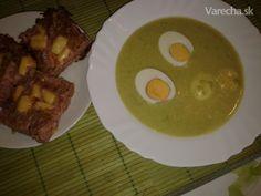 Hrášková polievka na kyslo - Recept
