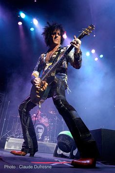 Happy birthday, Steve Stevens!!!! (May 5th) One of the few people I've pinned the birthday of that I've actually seen in person!