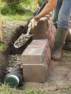 Build Landscape and Retaining Walls and Keep Them in Tip-Top Shape http://www.bhg.com/gardening/landscaping-projects/landscape-basics/landscape-walls-and-retaining-walls/?sssdmh=dm17.609659&esrc=nwgn072612&email=1604619089 https://www.facebook.com/PreppingMeansPrepared/